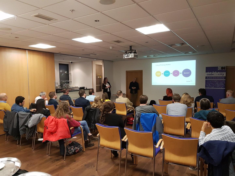 Aberdeen Data Meetup May 2018