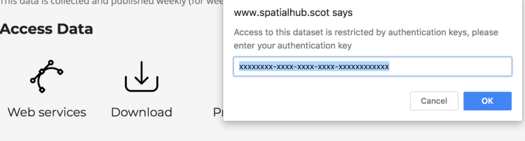 Spatial Hub Says No